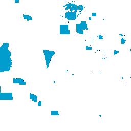 Hubzone Map